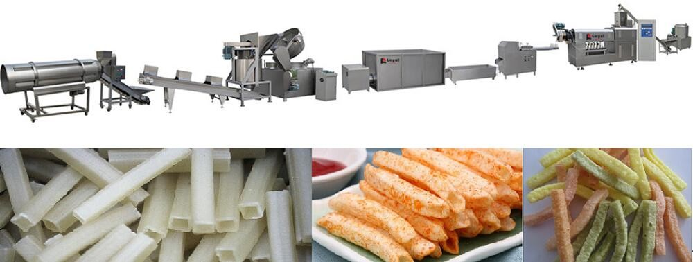 potato sticks making machine