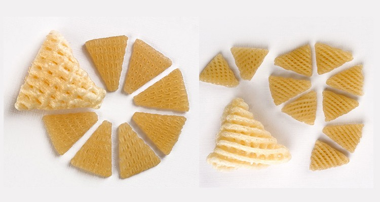 3D Snacks Pellet