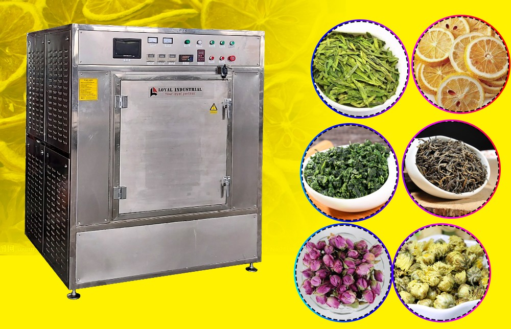 Industrial Herb Drying Machine manufacture