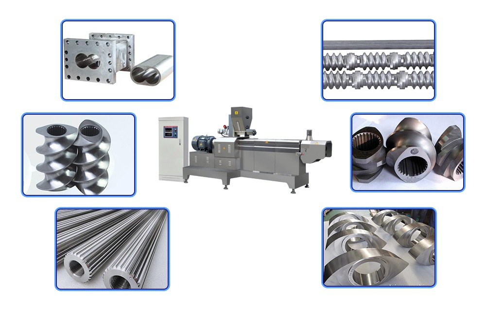 twin screw extruder equipment