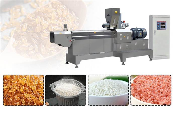 artificial nutritional rice making machine