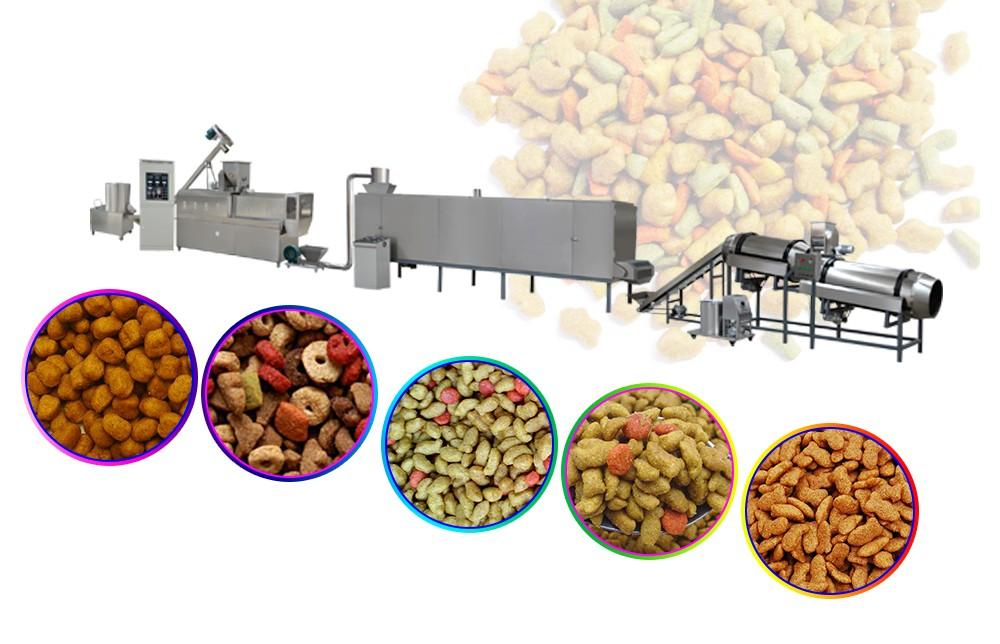 pet feed making equipment