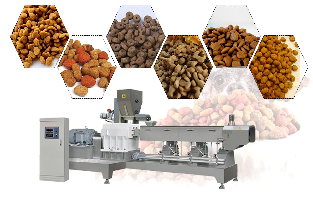 automatic feed extruder machine