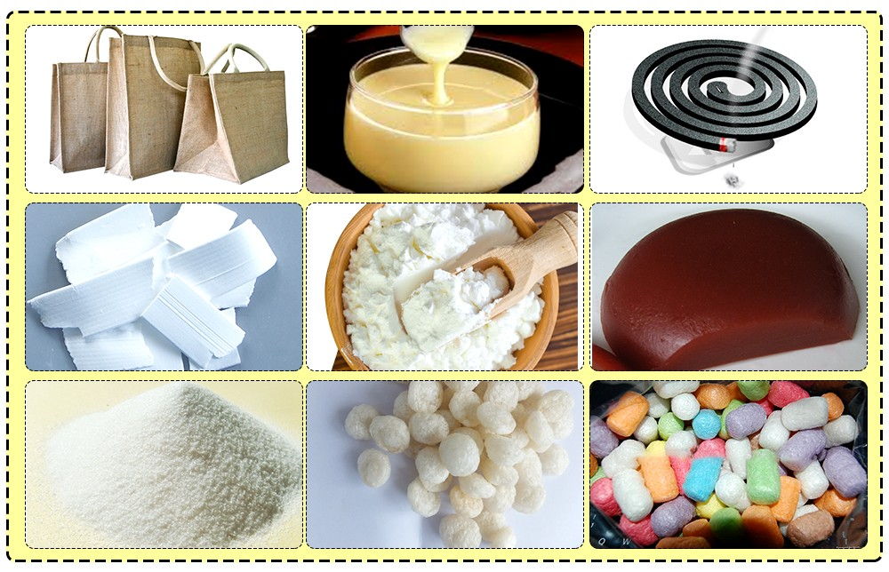 industrial modified starch making machine
