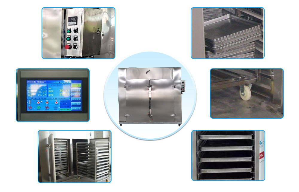 Industrial Herb Drying Machine making process
