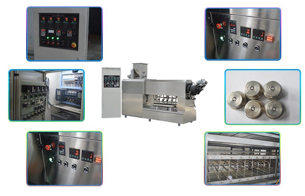 fully automatic edible making production line