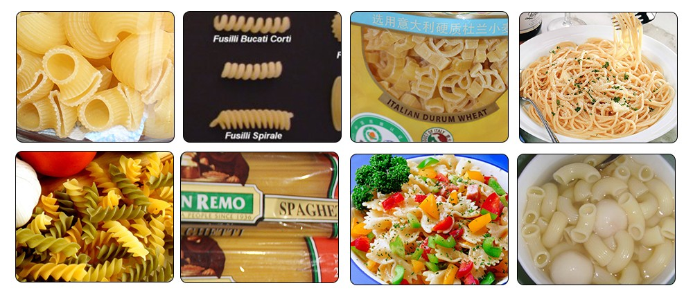 Fully Automatic Macaroni Production Line
