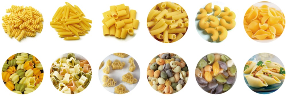 Fully Automatic Macaroni Making Production Line