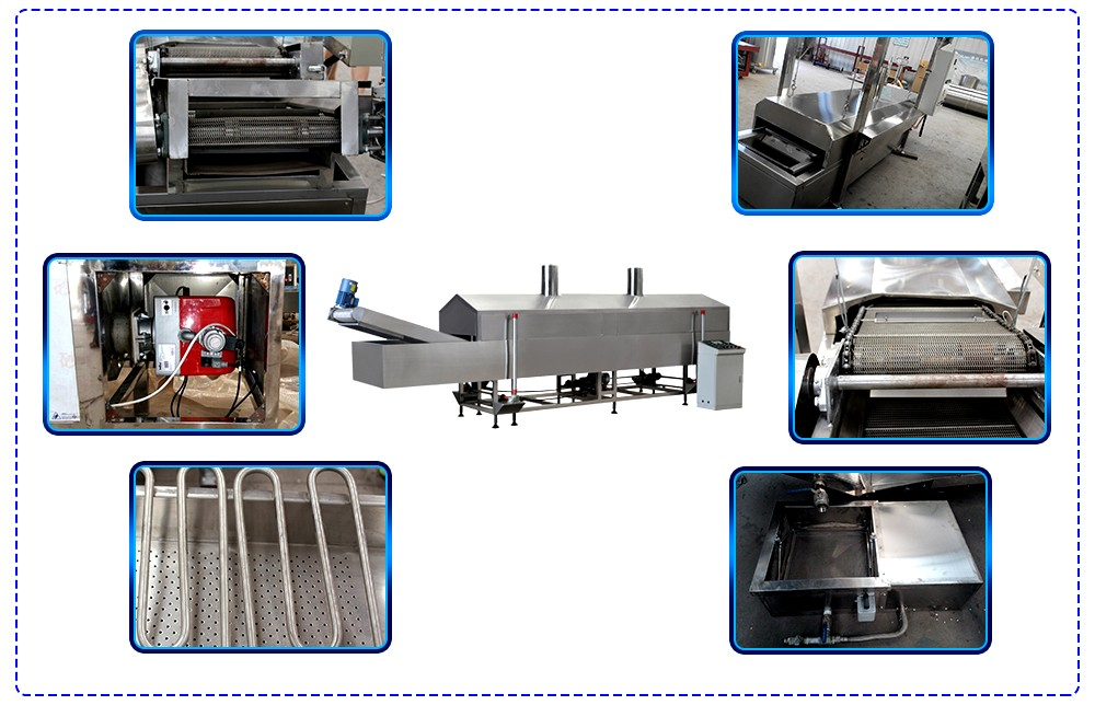 commercial fryer machine