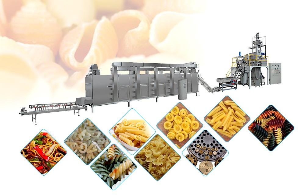 Fully Automatic Macaroni Procession Line