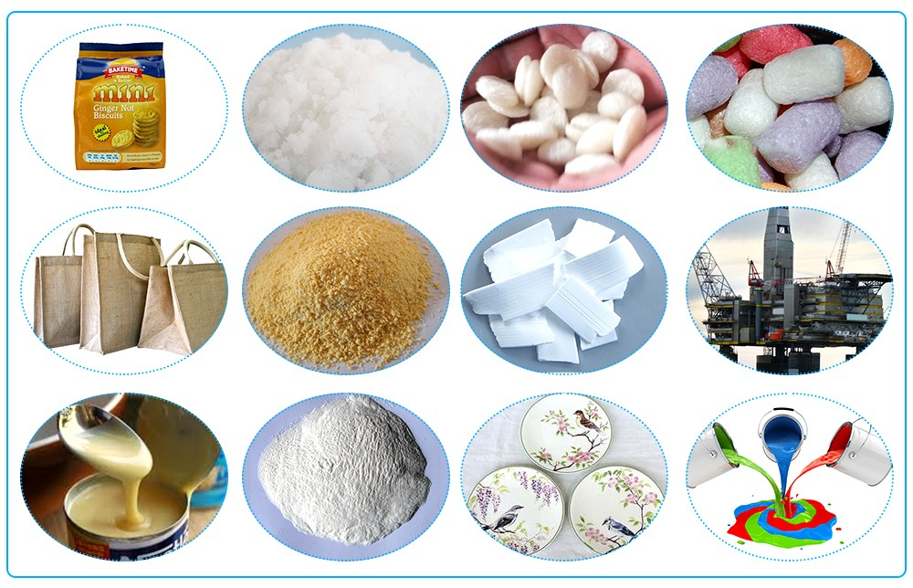 Products of Modified Starch Making machine