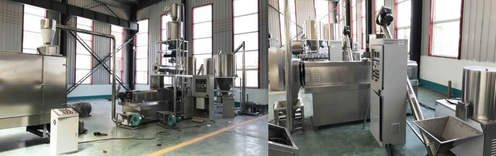 Nutritional Baby Rice Powder Making Machine Manufacturing Project Report