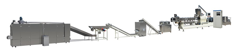 Bread Crumbs Production Line Manufacturing Process