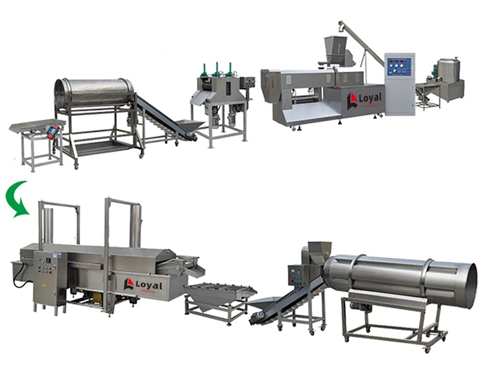 doritos chips making machine process line for sale