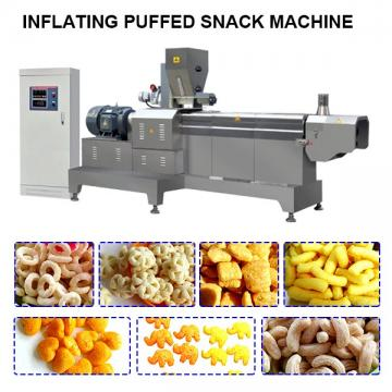 Twin Screw Food Extruder Machine