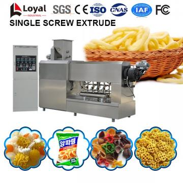 Single Screw Extruder Food Processing Machine