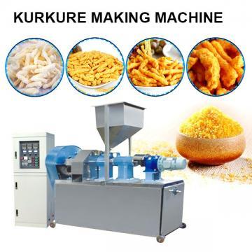 Kurkure Manufacturing Machine