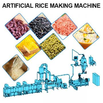 Fortified Rice Production Line