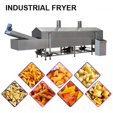 Automatic Continuous Deep Fat Fryers Machine