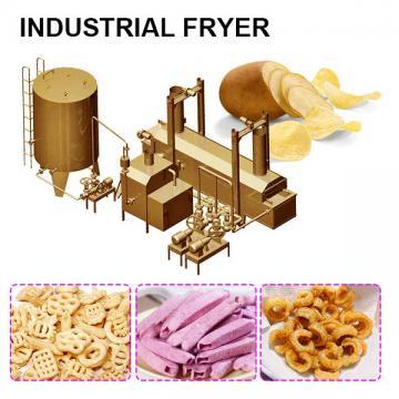 Industrial Deep Fryer Machine Systems