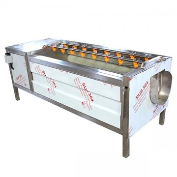 Vegetable Brush Washer Machine