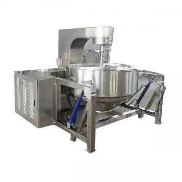 Automatic Large Popcorn Making Machine