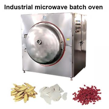 Industrial Microwave Vacuum Dryer