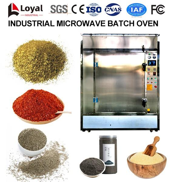 Industrial Microwave Batch Oven #2 image