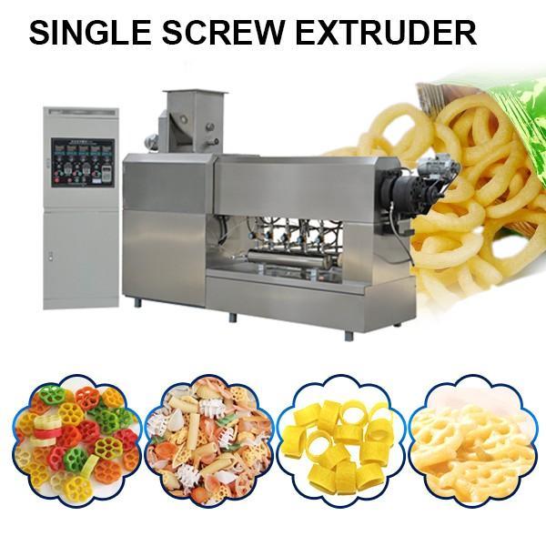 Single Screw Extruder Food Processing Machine #2 image