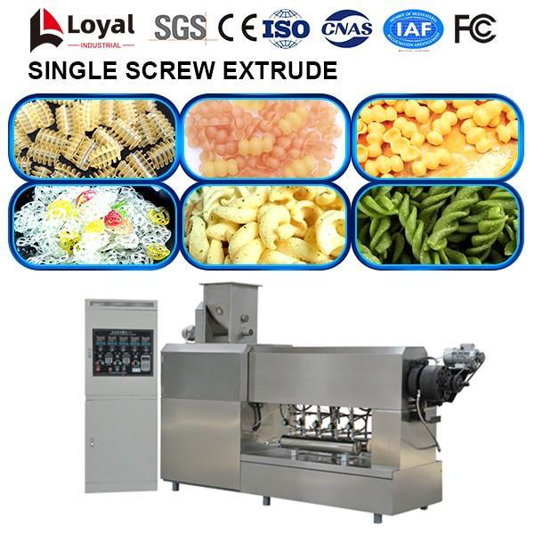 Single Screw Extruder Food Processing Machine #4 image