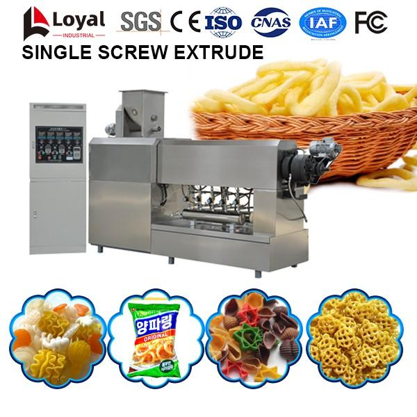 Single Screw Extruder Food Processing Machine #5 image