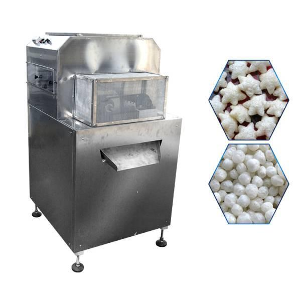 Puffing Snacks Cereal Making  Machine #1 image