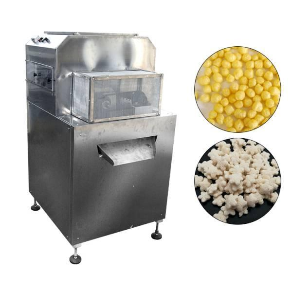 Puffing Snacks Cereal Making  Machine #3 image