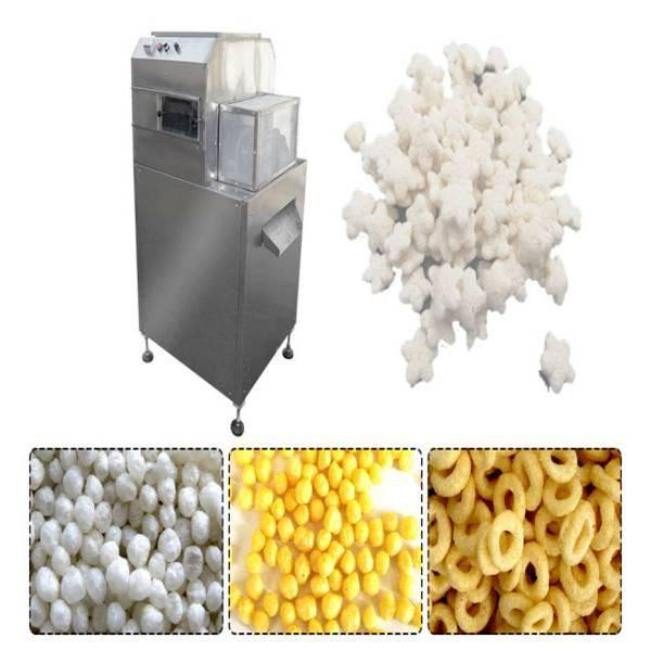 Puffing Snacks Cereal Making  Machine #5 image
