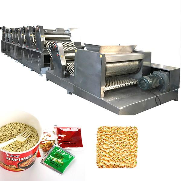 Automatic  Instant Noodles Making Machine #4 image