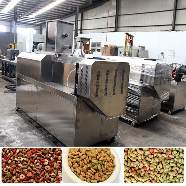 Pet Food Extruder Machine #5 image