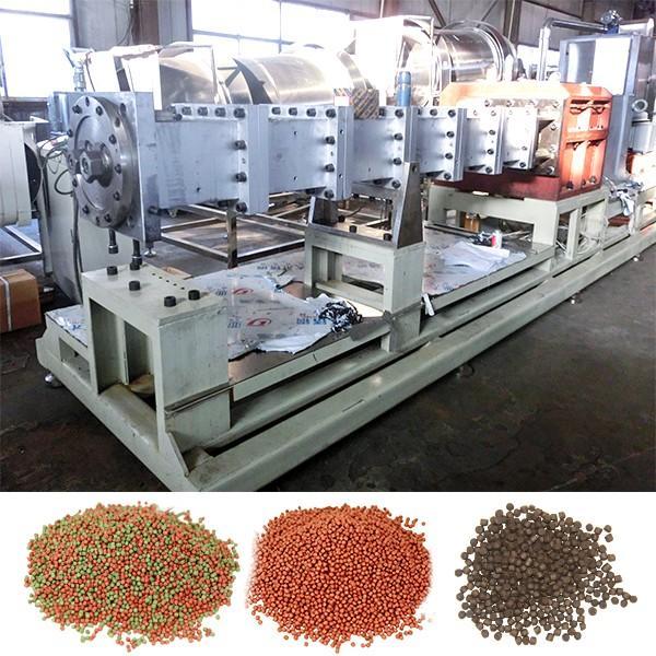 Floating Fish Feed Extruder Machine #5 image