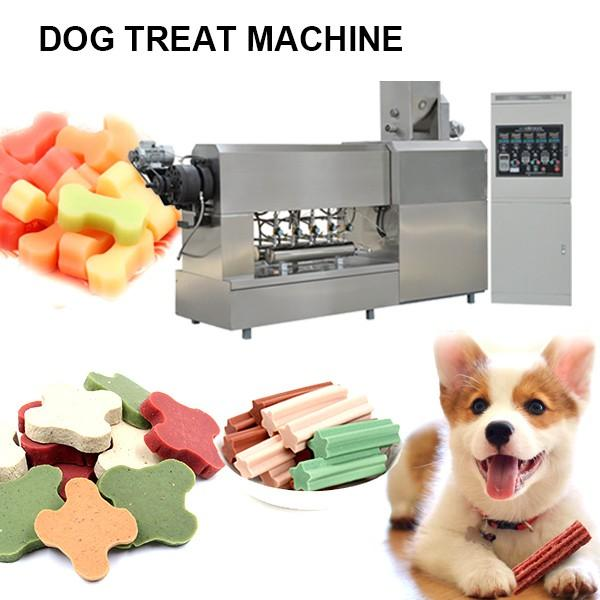 Dog Treat Biscuit Making Machine #1 image