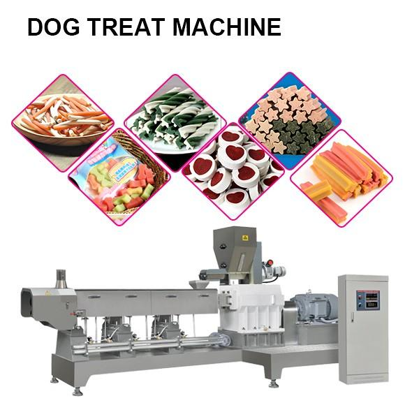 Dog Treat Biscuit Making Machine #2 image
