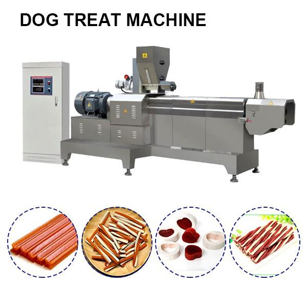 Dog Treat Biscuit Making Machine #4 image