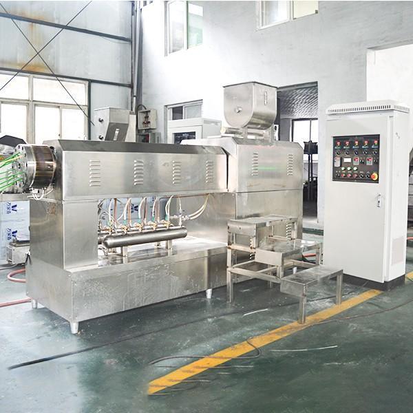 Edible Rice Flour Drinking Straw Making Machine #3 image