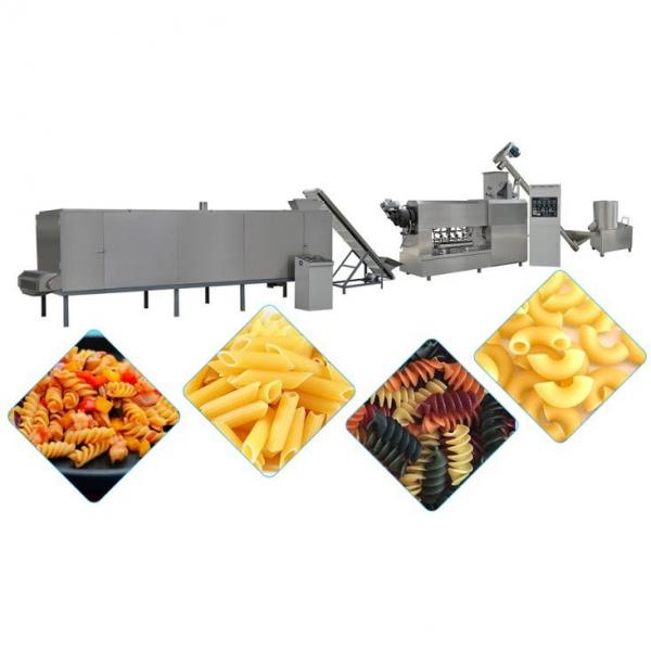 Automatic Commercial Electric Macaroni Pasta Production Line #1 image
