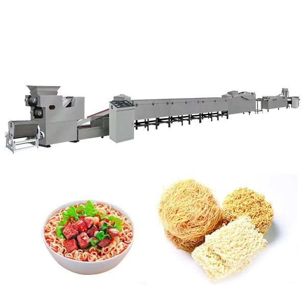 Small Instant Noodles Making Machine #1 image