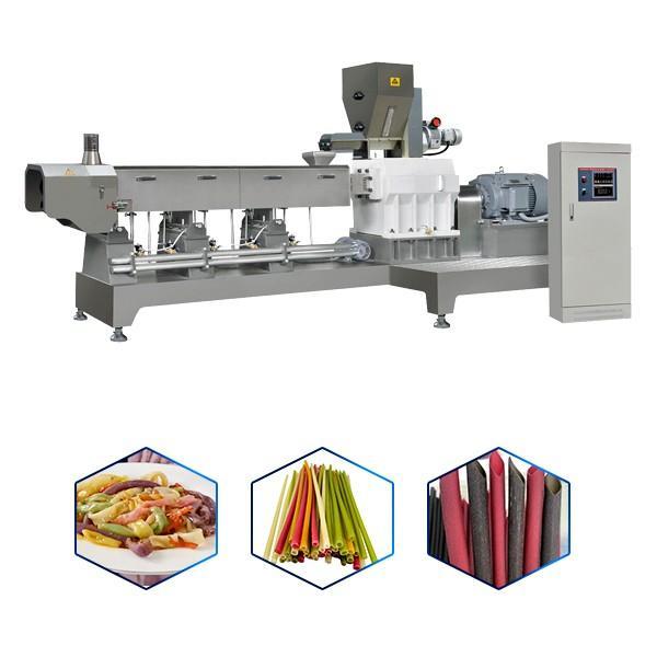 Edible Rice Flour Drinking Straw Making Machine #2 image