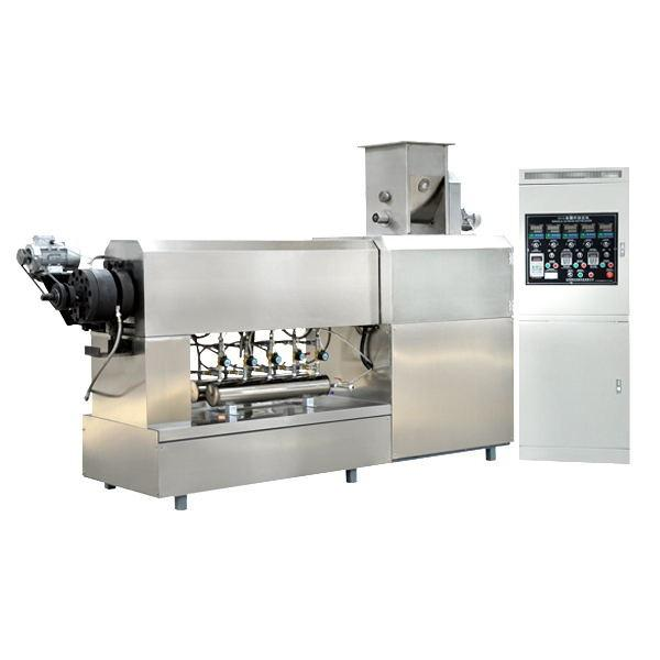 Edible Rice Flour Drinking Straw Making Machine #4 image
