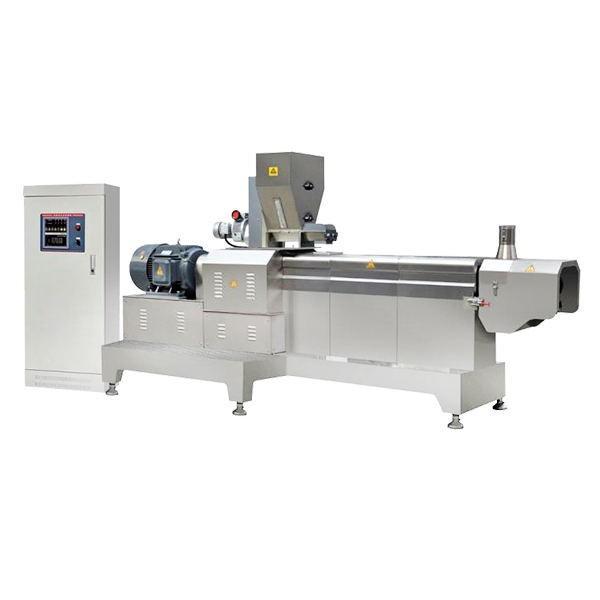 Edible Rice Flour Drinking Straw Making Machine #5 image