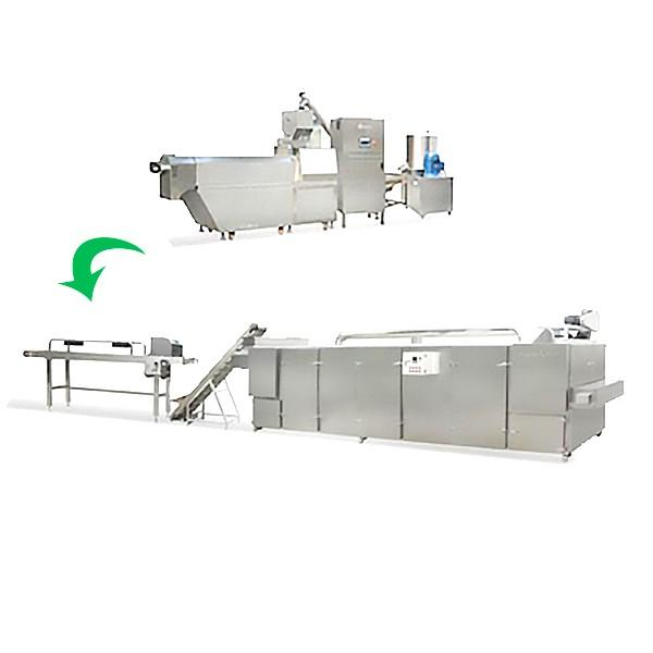 Edible Rice Flour Drinking Straw Making Machine #1 image