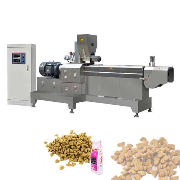 Pet Food Extruder Machine #1 image