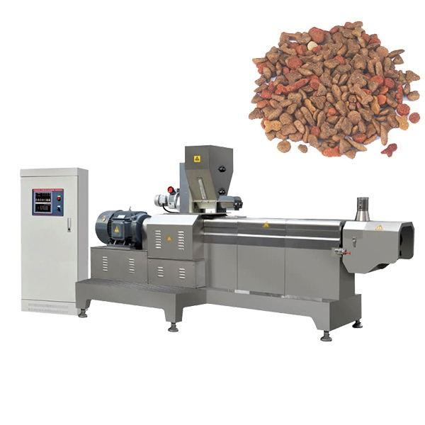 Pet Food Extruder Machine #2 image
