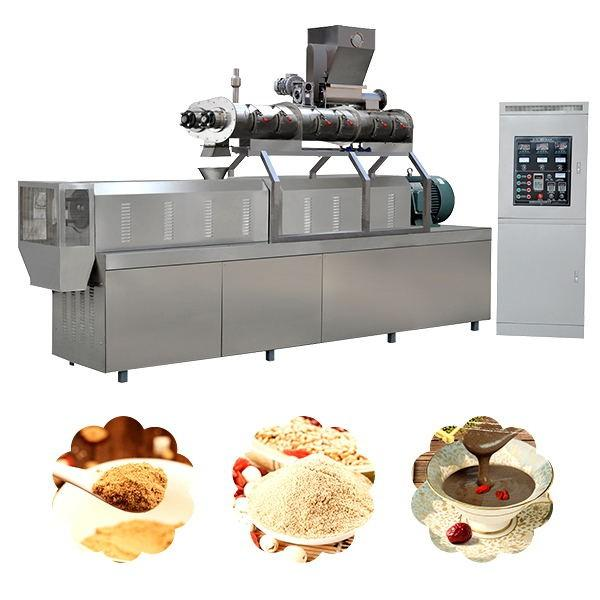 Nutritional Baby Rice Powder Food Processing Line #2 image